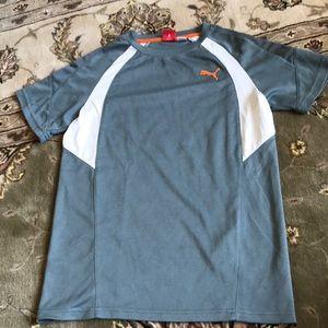 Puma boys shirt youth large